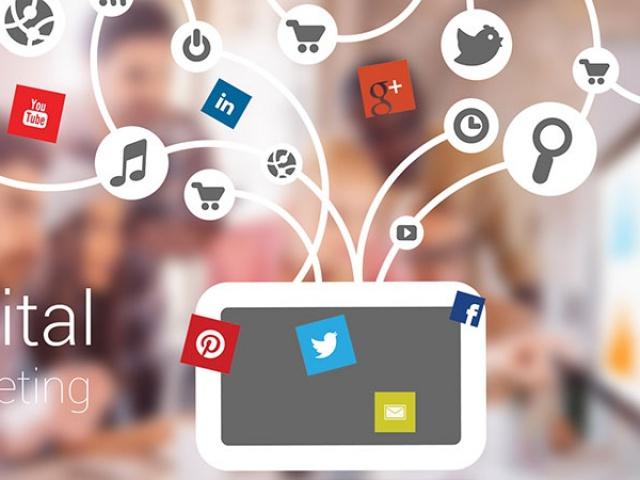 تعدد شبکه های اجتماعی در بازاریابی اینترنتی